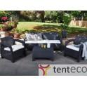 Мебельный набор для улицы Corfu 3+3