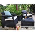 Набор садовой мебели Corfu Balcony Set